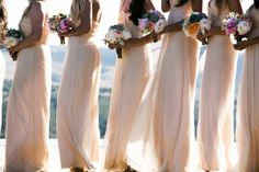 Color for bridesmaid dresses