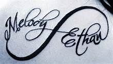 infinity tattoo with names - Yahoo Image Search Results