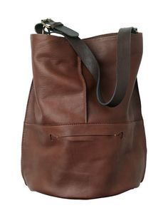 I'm kinda down with this... bucket bag