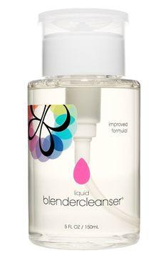 beautyblender® 'liquid blendercleanser®' Makeup Sponge Cleanser available at #Nordstr