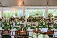 Brides: Austin Real Wedding Photos: A Wedding Planner's Garden Celebration at Barr Mansion in Texas