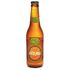Cerveja Amazon Beer Red Ale Priprioca