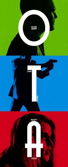 OTA Original Team Arrow