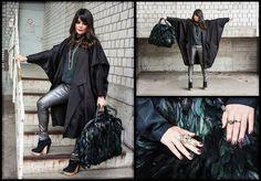 Back to Black #fashion #style #streetstyle #fashionblogger