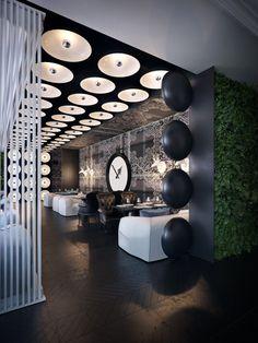 Фото — Ресторан Р — Дизайн квартир