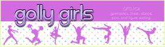 gollygirls.com - gifts for #gymnastics #figureskating #dance #pom & #cheer