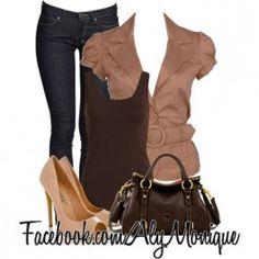 Brown+attire+$168.00
