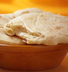 Photo de la recette : Cheese naans – Nans au fromage
