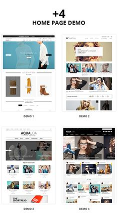 Aqualoa is a brand new WordPress theme that we have designed to help you transform your store into a beautiful online showroom. #eCommerce #wptheme