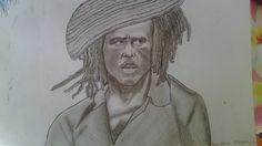 Bob Marley by Yarangalnha Marana