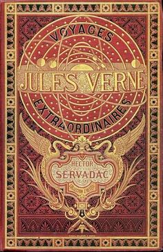 """Jules Verne"" - late 19th cnt. (publisher binding)"