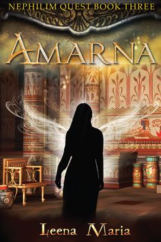 """Read """"Amarna Nephilim Quest, by Leena Maria available from Rakuten Kobo. Has Dana any chance of escaping from the FIrst Vampire who holds her prisoner 3300 years in the past, in Ancient Egypt? Who Is The Father, Royal Court, Book Cover Design, Ancient Egypt, Portfolio Design, The Darkest, My Books, Audiobooks, The Past"""
