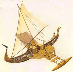 Proa File | Multihull Boats Outrigger Canoe, Wooden Ship, Nautical Design, Boat Design, Small Boats, Boat Plans, Wooden Boats, Tall Ships, Boat Building