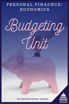 Step up your personal finance teaching with this 9  day budgeting unit! These economic activities will help your students learn real-world skills about money and how to budget. Engage your students with hands-on lessons about money management in a way that will lead them to build critical thinking skills!