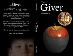 The Giver ::Apple Cover:: by sasuke12234