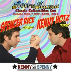 Kenny vs Spenny - BOTH STARS - coming to Windsor's RetroRama Classic Collectibles Con Oct. 30/2016! www.Facebook.com/RetroRamaWindsor Ronald Mcdonald House, Oct 30, Special Guest, Windsor, Facebook, Stars, Comics, Classic, Fun