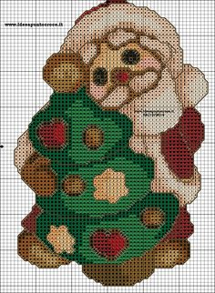 Explore christmas cross stitches and more! Art Clipart, Image Clipart, Baby Elefante, Minnie Baby, Good Day Song, Minions Love, Christmas Cross, Embroidery Stitches, Cross Stitches