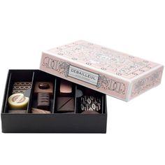 Debailleul Belgian Chocolate Box, £20.