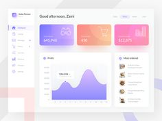 Food Sales Dashboard Debut designed by Piko Rizky Dwinanto ✪ for OWW. Connect with them on Dribbble; the global community for designers and creative professionals. Sales Dashboard, Dashboard Interface, Web Dashboard, Ui Web, Dashboard Design, Interface Design, Best Ui Design, App Design, Ui Design Inspiration