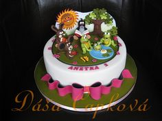 dasacapkova Cake Decorating Piping, Birthday Cake, Desserts, Food, Cakes, Tv, Kids, Tailgate Desserts, Young Children