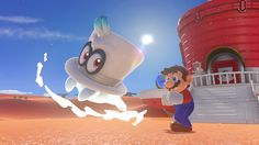'Super Mario Odyssey' may look bizarre but it feels just right Theres perhaps no better example of Nintendos creativity in game design than the Super Mario Bros. franchise. At a glance the companys mascot seems like an unchanging static figure. In reality every game he stars in tweaks the Mario formula ever so slightly  adding new power-ups in Super Mario Bros. 3 rethinking level design in Super Mario World or the introduction of exploration in Super Mario 64. If the E3 demo of the newest…