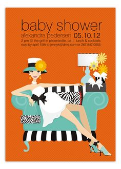Baby SHower Invite.