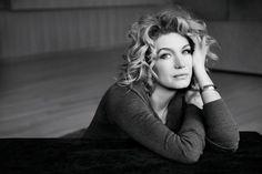 Joanna Trzepiecińska - urodzona  w Tomaszowie Mazowieckim, aktorka teatralna i filmowa, wokalistka. #kulturalnełódzkie #Trzepiecińska