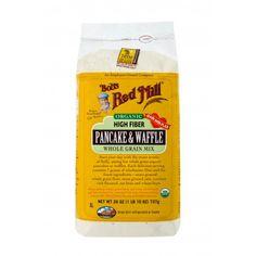 Organic High Fiber Pancake Mix