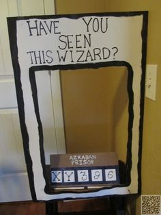 60 #Ideas for a Harry Potter #Theme Party ... → DIY #Harry