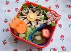 20 easy bento lunches