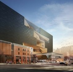 Cantos National Music Centre competition, Calgary, Canada by SPF:a ...
