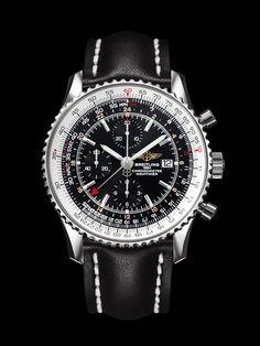 Breitling Navitimer World/Cosmonaute. $6,315