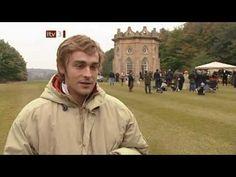 Tom Mison in Lost In Austen interview