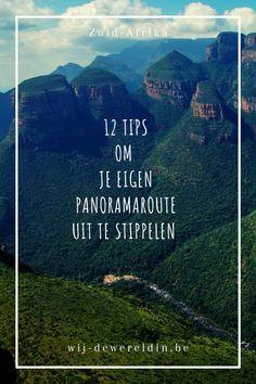 De Panoramaroute is een onmisbaar onderdeel van je reis in Zuid-Afrika! Met deze 12 tips stippel je je eigen route uit. South Afrika, Africa Travel, Resorts, Travel Guide, Wanderlust, Europe, African, Mountains, Tourism