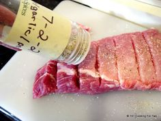 101 Cooking For Two - Everyday Recipes for Two: 30 Minute BBQ Boneless Pork loin Ribs