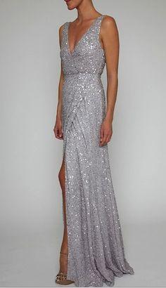 Rachel Gilbert Pia dress in Dove. Also available in Powder. BM dress idea...