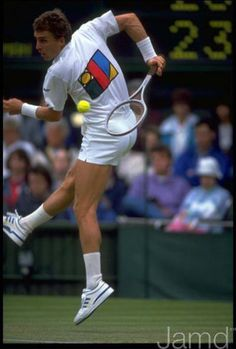Ivan Lendl Another one of my favorites!
