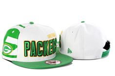 NFL Green Bay Packers Snapback New Era 9FIFTY White  7289|only US$8.90