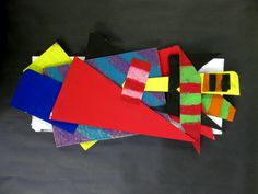 4th grade Bruce Gray (contemporary artist) inspired abstract wall sculptures- made from cardboard, glue, tempera, and oil pastel.   Email me if you'd like a copy of the lesson and/or more pictures! samanthamcginn@gmail.com