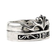 Celtic motives are popular symbols in the biker culture. If you are a fan of such magnetizing item, add our sterling silver Celtic Crown Band Rings into your collection Mens Rings For Sale, Celtic Crown, Silver Skull Ring, Skull Rings, Sterling Silver Mens Rings, Silver Jewelry, Diamond Jewelry, Regal Design, Silver Engagement Rings
