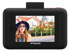 Polaroid Snap Touch Instant Print Digital Camera With LCD Display Black with Zink Zero Ink Printing Technology >>> Continue to the product at the image link. (This is an affiliate link) #DigitalCameras