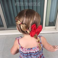 """220 Likes, 15 Comments - Cami  Toddler Hair Ideas (@toddlerhairideas) on Instagram: """"Today I twinned with Alicia {@simplystranded} and Angie {@brownhairedbliss} - we did diagonal wrap…"""""""
