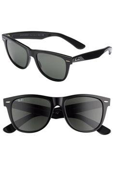 b882dd4858f Ray-Ban  Classic Wayfarer  50mm Polarized Sunglasses