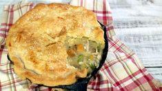Clinton Kelly's Turkey Pot Pie for Two