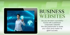 Business Websites.