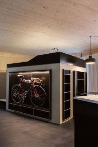 Modular Cube Unit Fully-Equipped For Micro Apartments