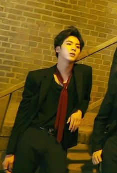 Imagine gif, handsome, and jin