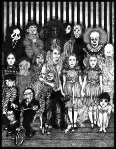 Horror jock