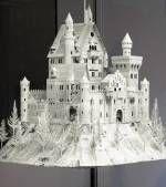 Les détails incoyables du château réalisé par Kyle Bean