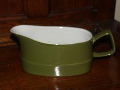 """1960 s """"Debonair"""" Hostess British Anchor Pottery Gravy boat Gravy, Anchor, British, Pottery, Boat, Ceramics, Retro, Ceramica, Ceramica"""